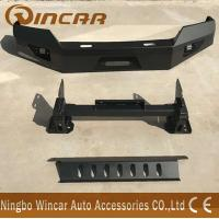 China Lc200 4x4 Off-road Accessories Custom Front Bumpers Aluminum Materail With Lights wholesale