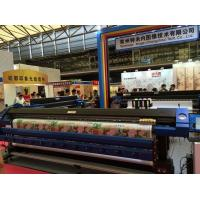 China A - Starjet 2 Pcs Wide Format Solvent Printer , Large Format Inkjet Printer 220V wholesale