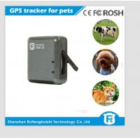 China Pet GPS Tracker GSM/GPRS/GPS real-timeTracking wholesale