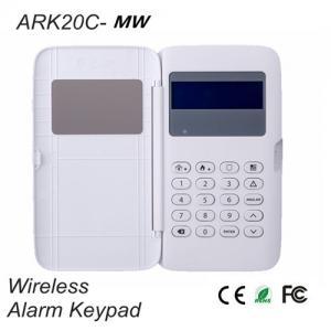 Buy cheap Dahua hot sell Wireless Alarm Keypad (ARK20C-MW) from wholesalers