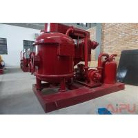 Quality APZCQ Vacuum degasser for different well drilling mud process at Aipu solids for sale