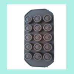 China FDA ,LFGB silicone jello molds ,round shape silicone chocolate mold wholesale