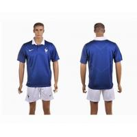 Quality Wholesale 2014 Brazilian World Cup France home football jersey for sale