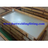 Quality Polished Stainless Steel Plate SUS 304 HL Finish Stainless Steel Flat Sheets for sale