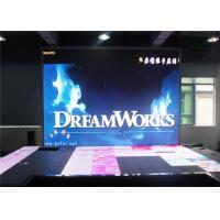 China Rental Advertising LED Display Wall, P6 LED Screen For Commercial wholesale