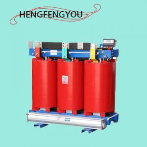 China SCB10 11 0.4kv Dry Type Power Transformer 10KV / 30 - 2500KVA Epoxy Resin Cast 1000kva on sale