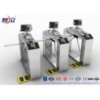 China Access Control Tripod Turnstile Security Systems Gate Electronic With ESD System wholesale