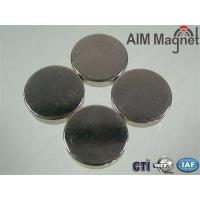 China Cylinder Neodymium Permanent Magnet wholesale