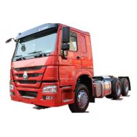 China 6*4 420HP Prime Mover Truck Heavy Duty Truck With German ZF8098 Steering Gear Box wholesale