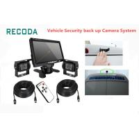 China Waterproof Vehicle Back Up Camera System Truck Rear View Camera System wholesale