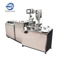 China automatic Suppository Filling and Sealing line for laboratory model (1 filling head) wholesale