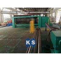 China High Efficiency Safety Hexagonal Wire Netting Weaving Machine for Galfan Gabion Boxes wholesale