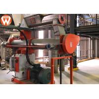 China 8-10T/H Animal Feed Pellet Production Line For Farm Factory Livestock Animal Fodder wholesale