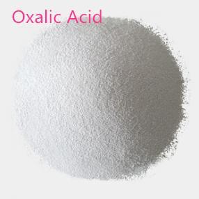 China Cas 144-62-7 Anhydrous Oxalic Acid 99.5% Metal Oxide Powder For Acheomycin , Terramycin and Borneol wholesale