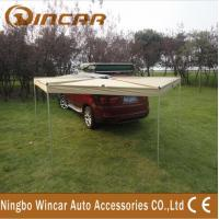 China Foxwing awning Retractable Tent and Awning Car Roof Top Tent With Fox wing awning wholesale