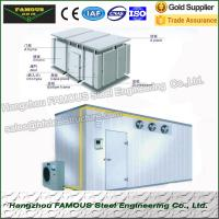 China Super Tongue And Groove 50mm Panel Cold Room Freezer High Density wholesale