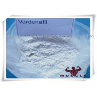 China Natural 99% Purity Male Enhancement Powder Vardenafil / Levitra For Sex Enhancer 224789-15-5 wholesale