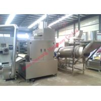 China Food Grade Puffed Corn Flake Production Line Tablet Press Machine High Efficiency wholesale