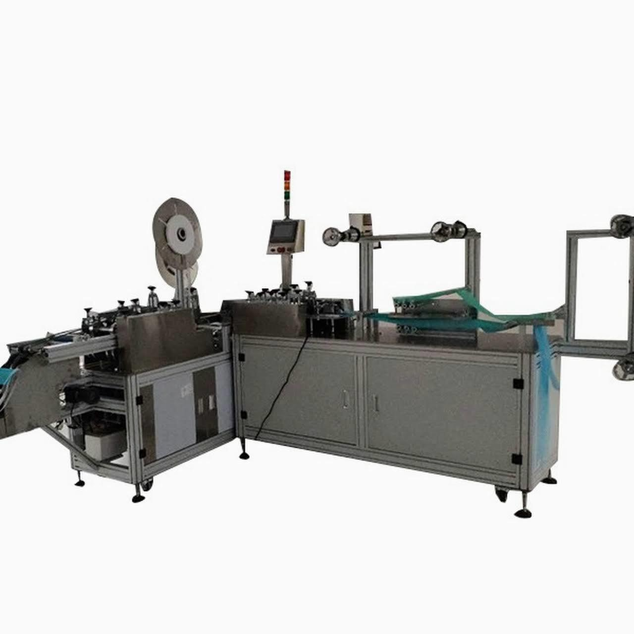 China Professional Semi Auto Face Mask Machine High Speed For KN95 Face Mask wholesale