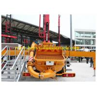 Quality SANY Concrete Pump mounted Truck SYG5330THB with 47m boom 120m3/h output for sale