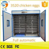 China new functional full automatic middle-sized egg incubator for sales HT-3520 wholesale