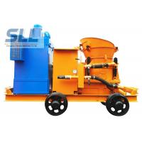 Quality Dustless Spraying Concrete Spraying Machine Gunite Machine With Dust Collector for sale
