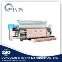 China Industrial Quilting And Embroidery Machine 25 Heads 2-12MM Needle Stitch wholesale