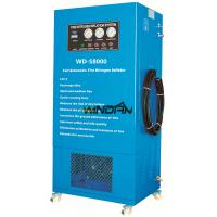 China 300L Pressure Tank Truck Tire Nitrogen Inflator , Car Tyre Inflator with Electric Control Vacuum Device wholesale