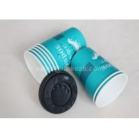China 12oz / 16oz / 20oz Hot Drink Paper Cups , Disposable Espresso Cups wholesale