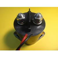 China Sealed Small Light High Voltage DC Contactor used in AD or DC power supply switch wholesale