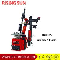 China Tilting column pneumatic tire changer with helper arm wholesale
