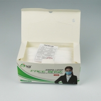 China Medical Grade Dust Proof 3 Ply Non Woven Face Mask wholesale