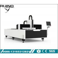 China Economic Metal Laser Cutter , 1000W Fiber Laser Metal Cutting Equipment wholesale