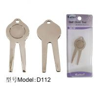 China D122 cheap metal golf divot tool wholesale