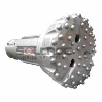 China Concave Face Spherical Button Dth Hammer Bit 10'' 254mm For Water Well Drilling wholesale