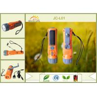 China High Brightness Multifunction USB Solar Powered Torch Light With AM / FM radio wholesale