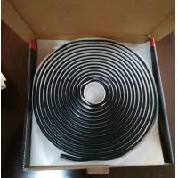 Quality Waterproof Membrane Double Sided Butyl Rubber Adhesive Tape High Tack Good Elongation for sale