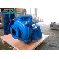 China 12 / 10 G Mining Suction Dredge Pump , Single Casing Sand Pumping Machine on sale