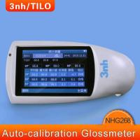 Quality Accuracy Gloss Meter Price Nhg268 Triangle 20 60 85 Degree for Marble, Granite, for sale