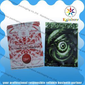 Quality Aluminum Foil Plastic Pouches Packaging for sale