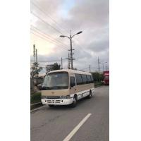 China 30 seats Toyota coaster diesel engine school bus coach for sale wholesale