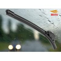 China Flat Q5 Front Windshield Audi Wiper Blades All Natural Rubber Size 12 - 28 Inch wholesale
