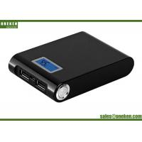 China LCD Universal External Power Bank , Backup Battery Mobile Phone Charger wholesale