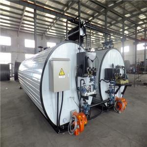 China Carbon Steel Asphalt Heating Tank , Road Construction Asphalt Heating Machine wholesale