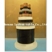 China Copper XLPE Power steel wire armoured Cable on sale