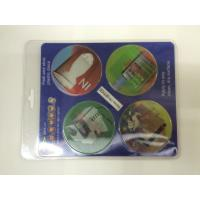 China 2 Phase Flipping 3D PET Custom Hologram Stickers Full Color Printing For Car wholesale