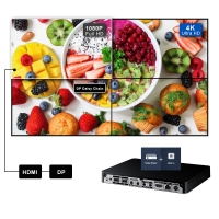 China DID LCD CE Samsung 46'' 4K Video Wall Display 8 Bit With LED Backlight wholesale