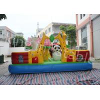 China Giant Animal Children Inflatable Happy Hop Jumping Castle With CE Certification wholesale