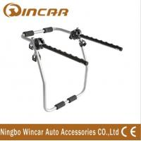 China Iron Can Load 3 Bicycles Rear Bike Rack Bike Carrier without lock wholesale