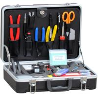 China Deluxe Fiber Optic Fusion Splicing Tool Kit OFT-6500N wholesale